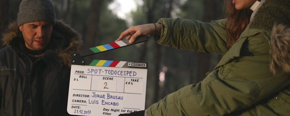 Making Of Anuncio TODOCESPED - Brusau Films Productora Audiovisual