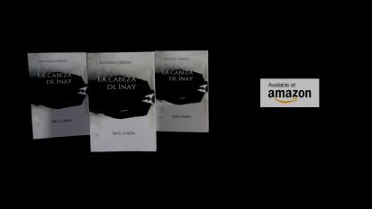 """Spot/Anuncio Libro """"La Cabeza deInay"""""""