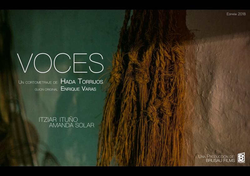 """""""Voces"""" Un cortometraje de HadaTorrijos"""