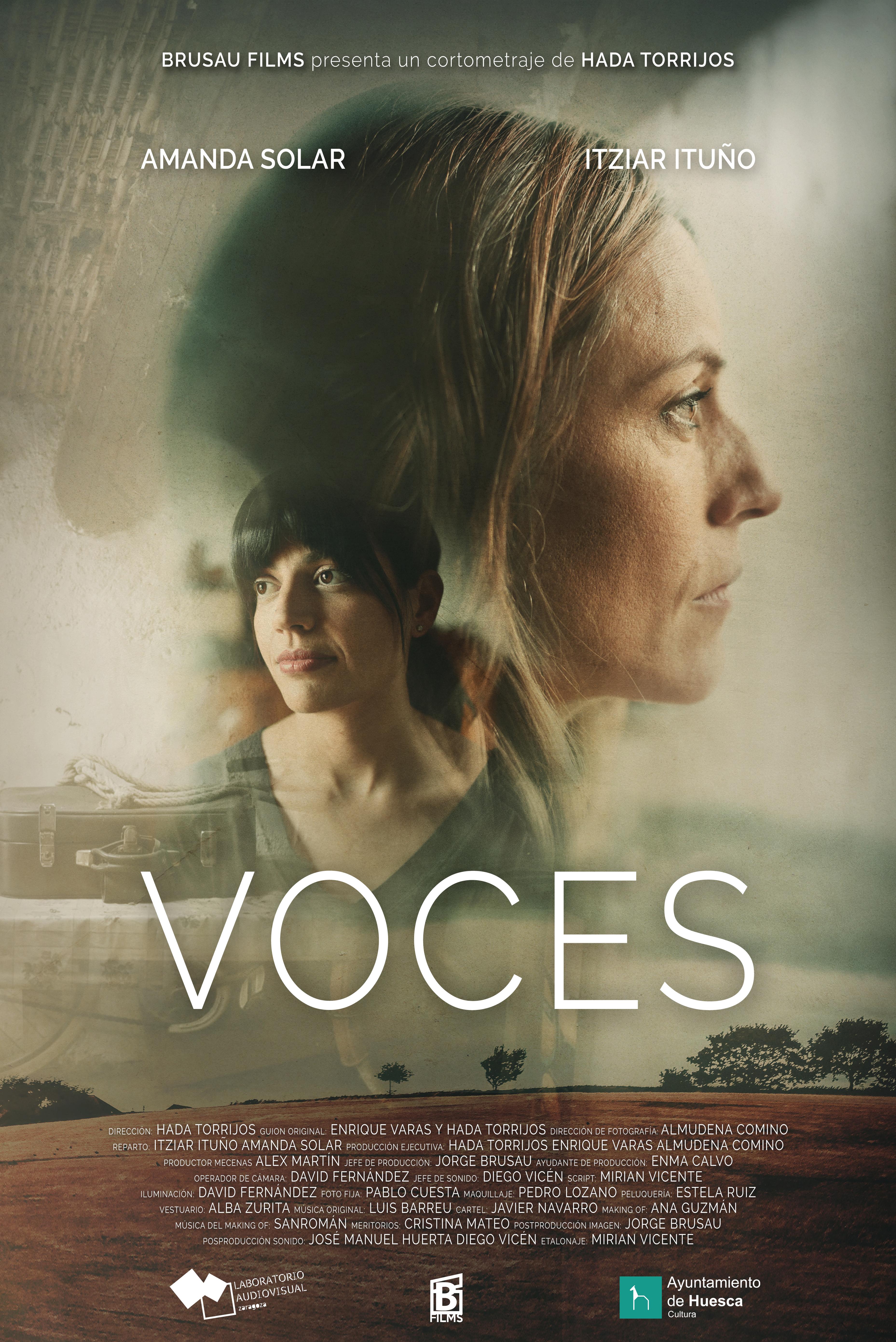 Voces - Poster